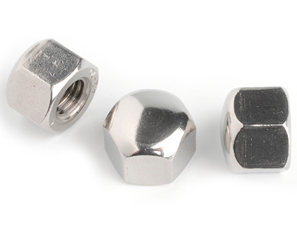 Stainless Steel Hexagon Cap Nuts