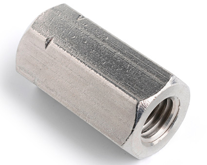 Stainless Steel Studding Connector Nuts