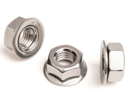 Stainless Steel Comby-Nuts with Conical Washer