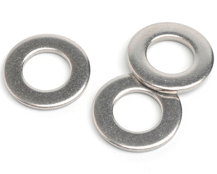 Stainless Steel ISO 7089 Flat Washers 200HV