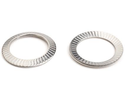 Stainless Steel Schnorr Locking Washer S Type