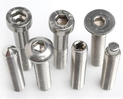 Stainless Steel Socket Screws