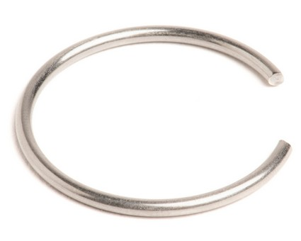 Stainless Steel Wire Snap Rings for Bores DIN 9926